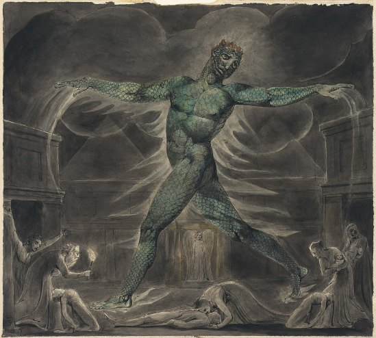 William Blake (Londres, 1757 - 1827)